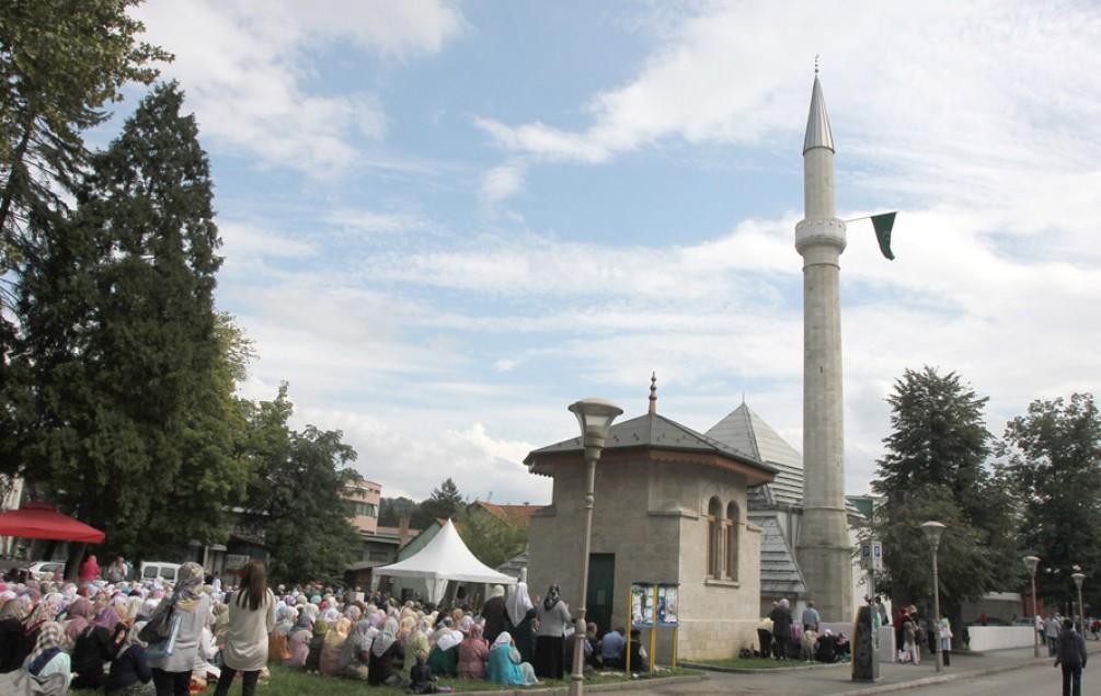 Svečano otvorena rekonstruirana Poljska džamija u Tuzli