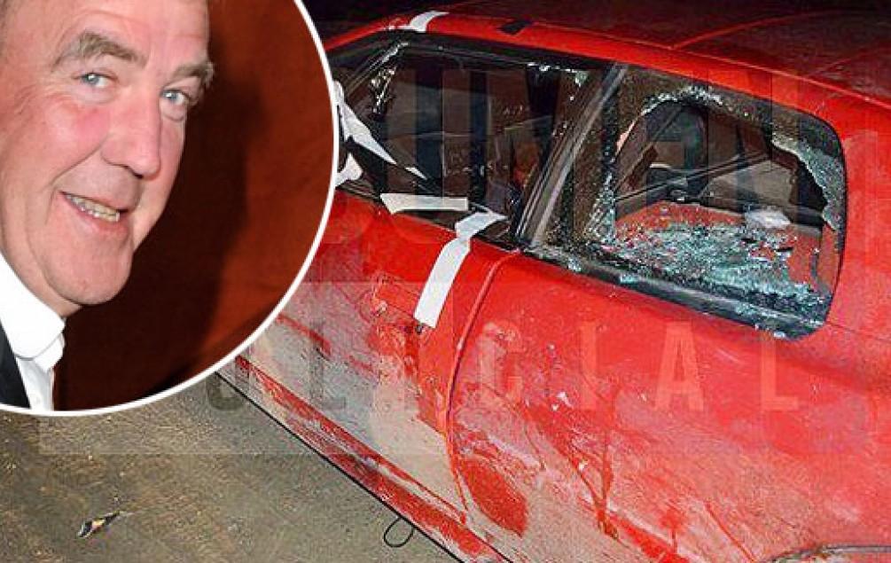 Napadnuti članovi Top Geara: Veterani Falklandskog rata kamenjem zasuli ekipu zbog provokativnih registracjia
