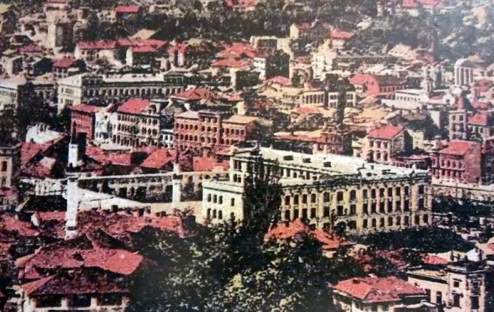 Kasarnu na Bistriku Osmanlije izgradile da bi ojačale vojsku
