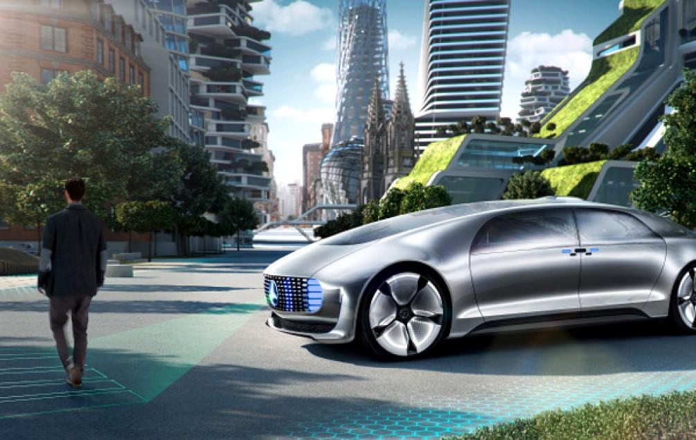 Mercedes predstavio vozilo bez vozača