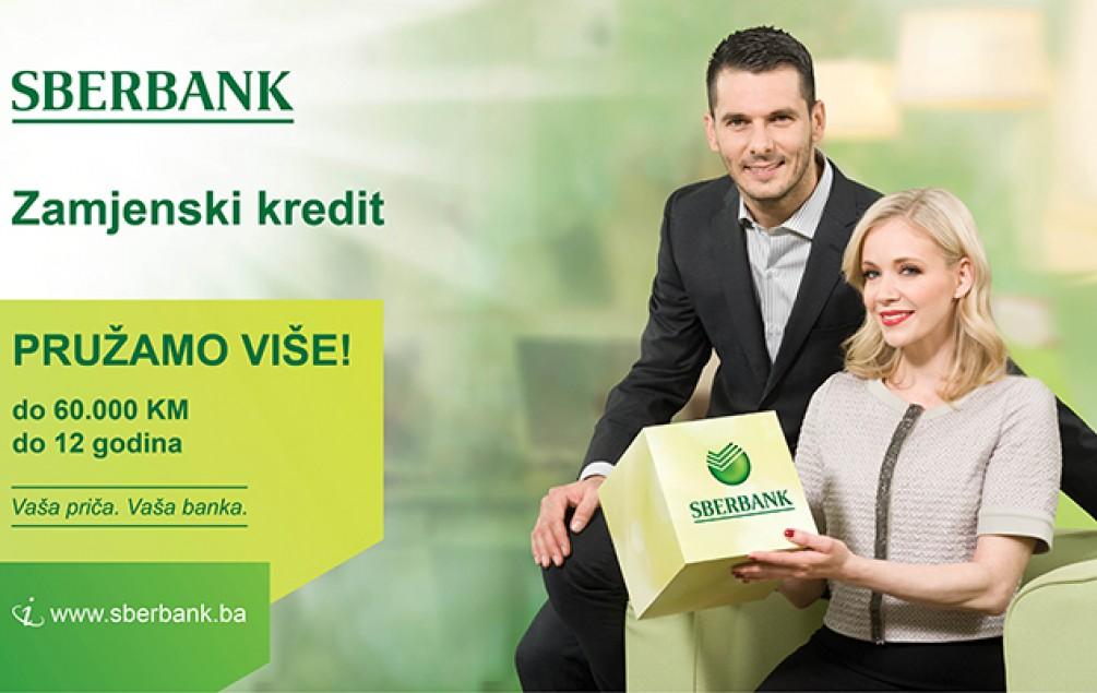 """Jelena Rozga i Emir Spahić zaštitna lica """"Sberbanke BH"""""""