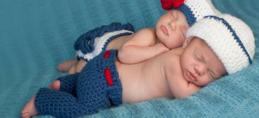 dva seta za blizance