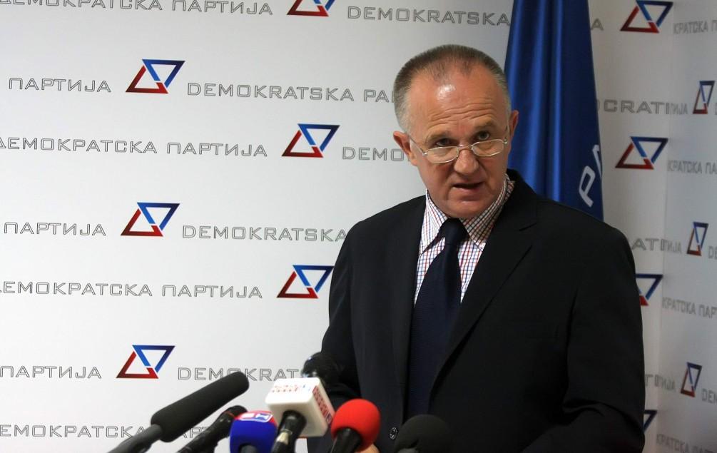 Čavić: Mi smo opozicija Dodiku, a ne RS-u