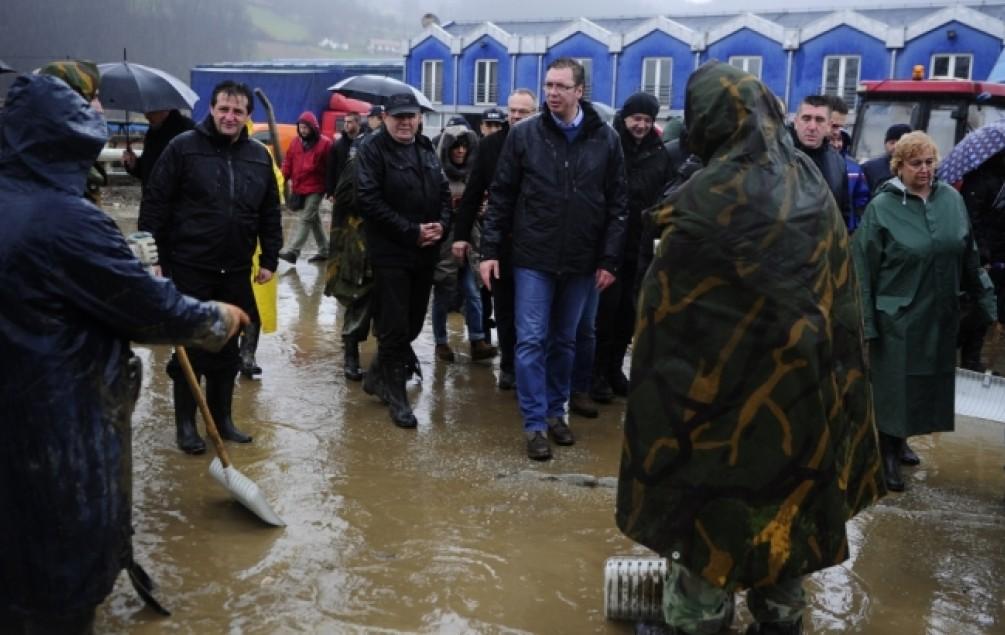 SRBIJA Vlada proglasila vanredno stanje u cijeloj zemlji