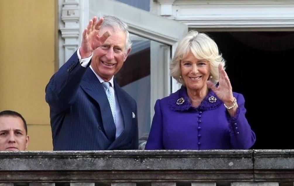 Princ od Walesa i vojvotkinja od Cornwalla počeli posjetu Osijeku
