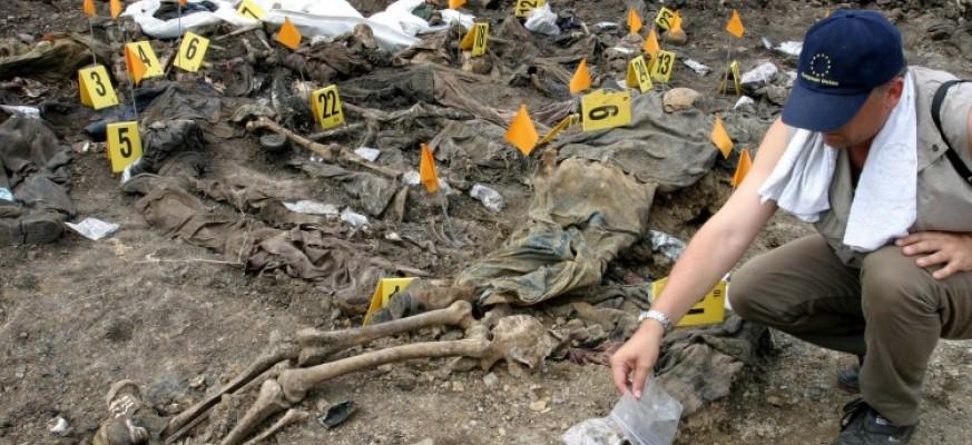 Slikovni rezultat za Pronađena masovna grobnica u Višegradu sa ostacima žrtava iz 1992. i 1995.