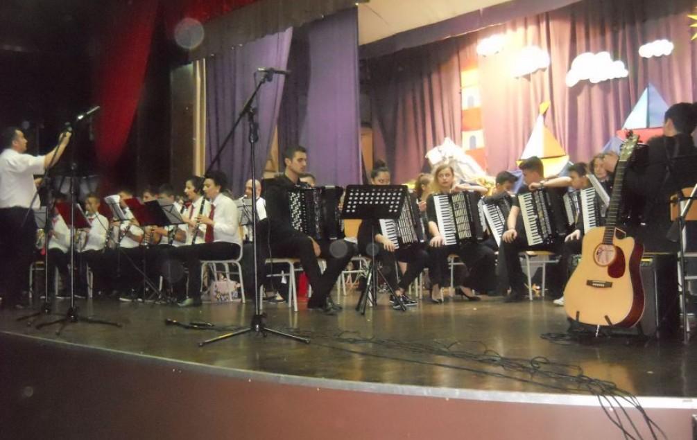 LIVNO Održan godišnji koncert HKUD Dinara