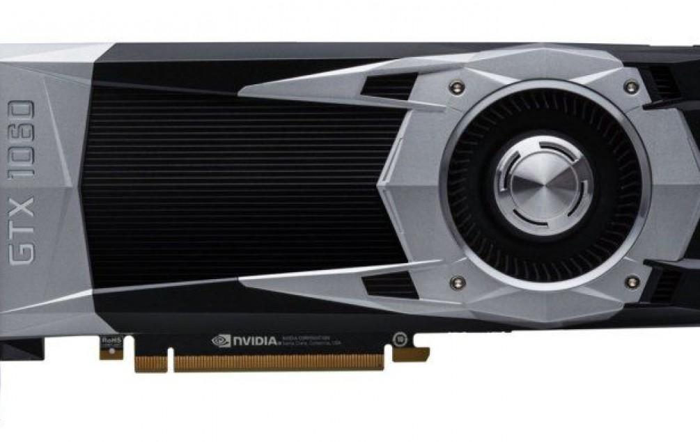 Nvidia objavila evropske cijene za GTX 1060