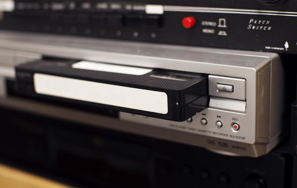 Zauvijek prestaje proizvodnja videorekordera
