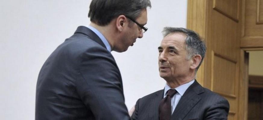 Vučić i Pupovac za smirivanje tenzija između Hrvatske i Srbije