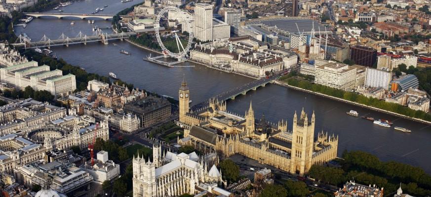 Urbana mjesta za upoznavanje London