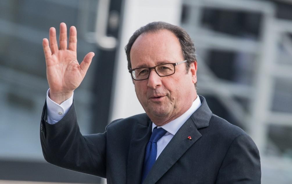 Hollande: Odustajem od kandidature za predsjednika