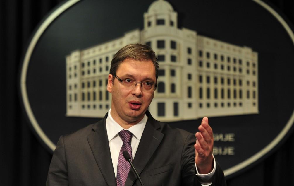 Vučić: Srbija neće biti parking za migrante