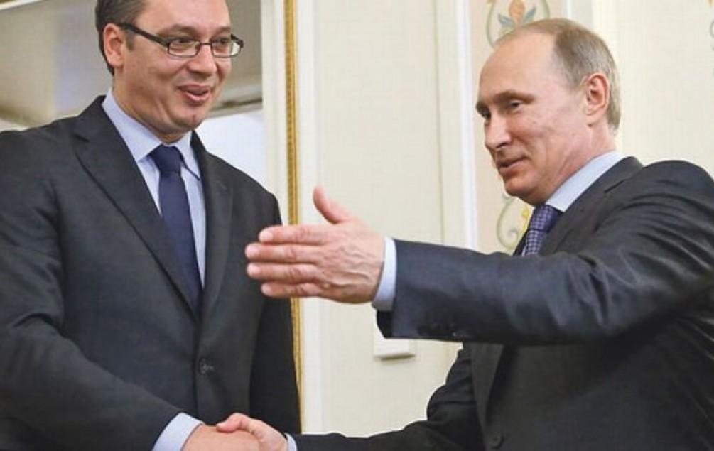 Vučić u ponedjeljak u Moskvi kod Putina