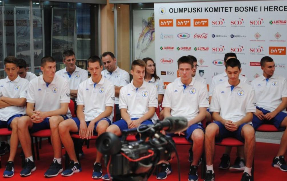 Bh. kadeti savladali Italiju u 2. kolu košarkaškog turnira na EYOF-u