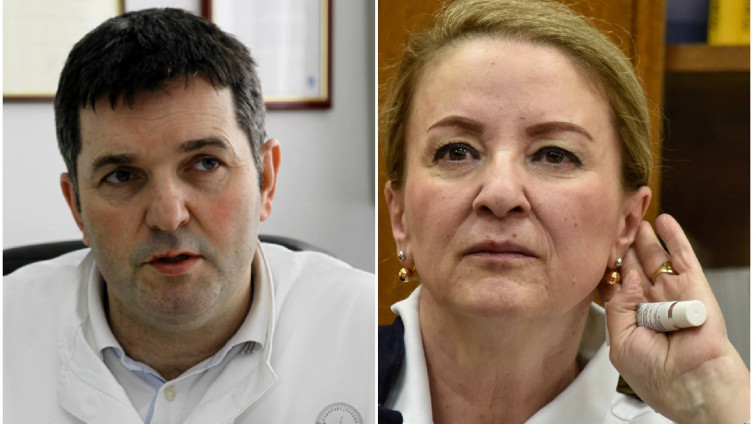 Ismet Gavrankapetanović i Sebija Izetbegović