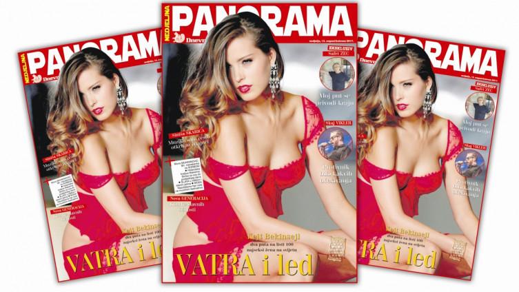"""Naslovnica novog izdanja priloga """"Panorama"""""""