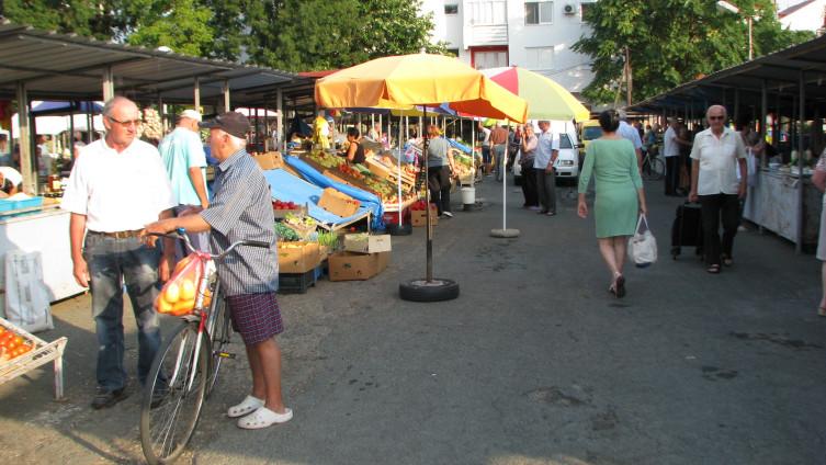 Na pijacu dolaze kupci iz Hrvatske