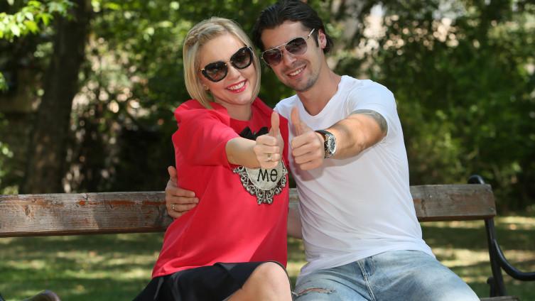 Bračni par Zahirović: Uživaju u svakom zajedničkom trenutku (Foto: J. Hadžić)