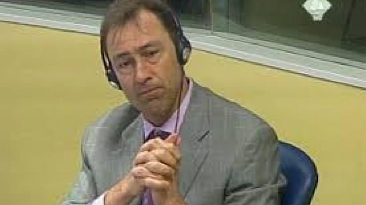 Harland: Odgovoran za stvaranje mita da UNPROFOR nije utvrdio ko je ispalio minobacačke granate