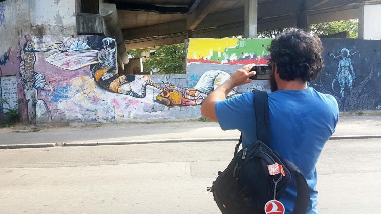 Oslikavat će nove murale na ulicama grada