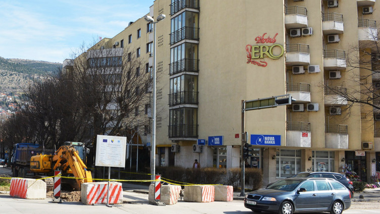 """Hotel """"Ero"""": Buduće sjedište kantonalnih institucija"""
