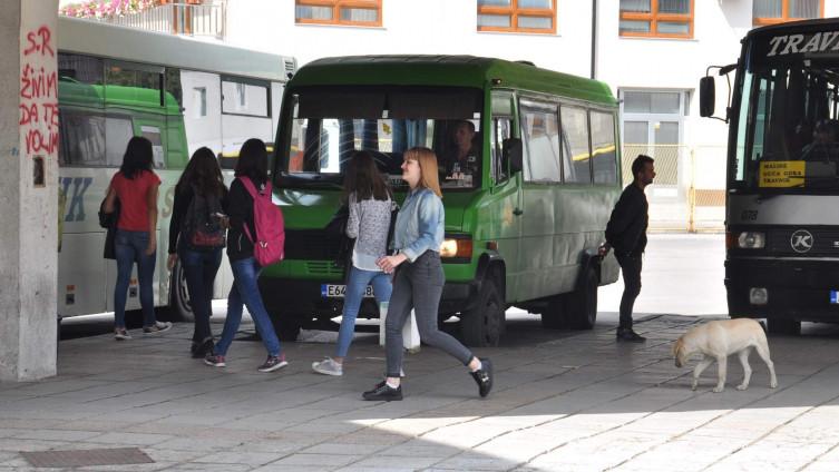 Travnik: Osnovci bez prijevoza