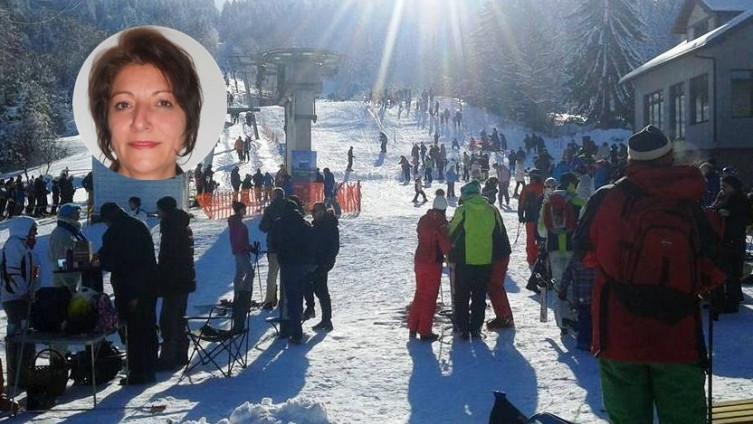Skijalište ''Karaula'' nalazi se 45 kilometara južno od Tuzle