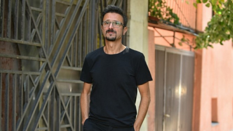 Drljević: Da bi se uopće bavio filmom, ne mogu biti izoliran od ostatka svijeta (Foto: A. Kuburović)