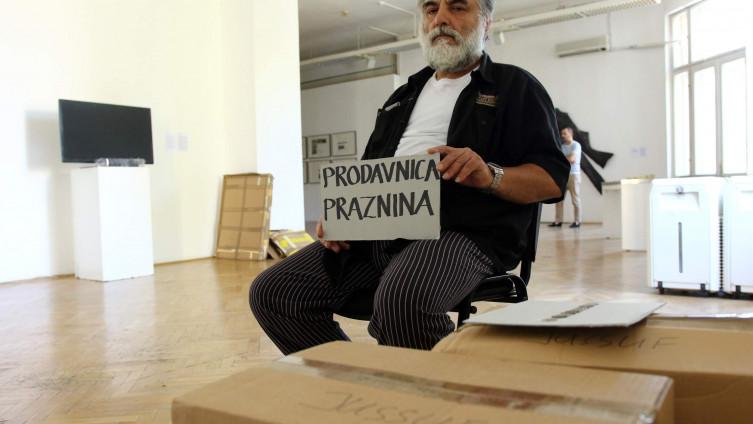 Hadžifejzović: Većina ljudi je rekla da ne zna da je iko ikad prodao prazninu (Foto: A. Durgut)