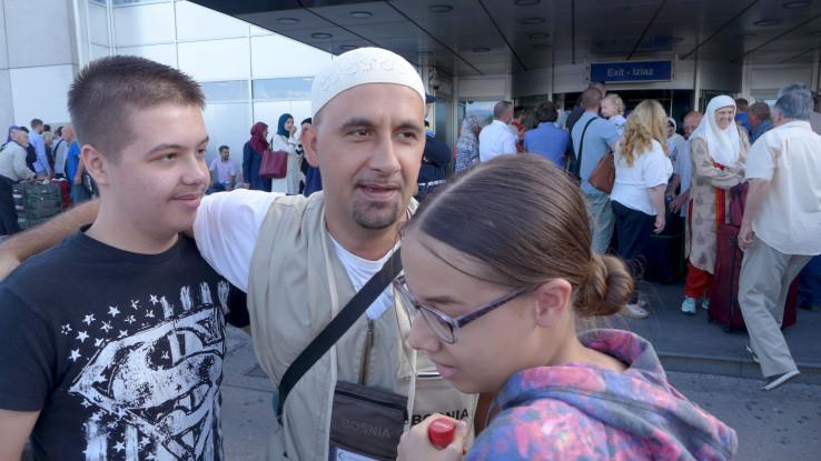 Muratović s porodicom: Sve je na svom mjestu ( F. Fočo)