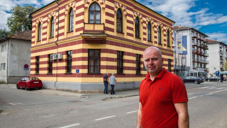 Pašić pred Općinom: Sačuvan autentičan izgled