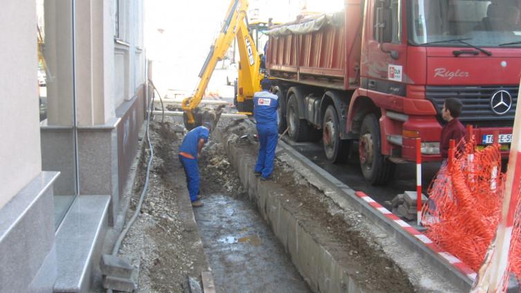 Počeli radovi u dvije bijeljinske ulice (Foto: G. Bobić)