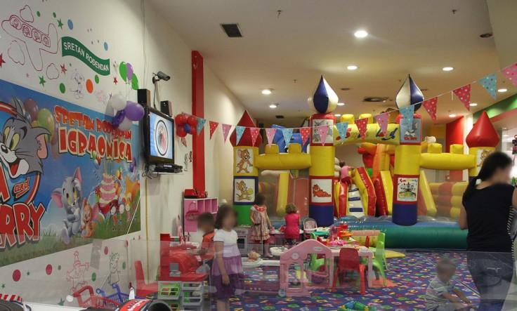 Sve veći trend i proslave rođendana u igraonicama ( J. Hadžić/Avaz.ba)