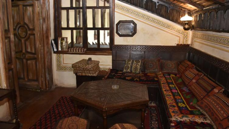 Stara bosanska soba (Foto: M. Kadrić/Avaz.ba)
