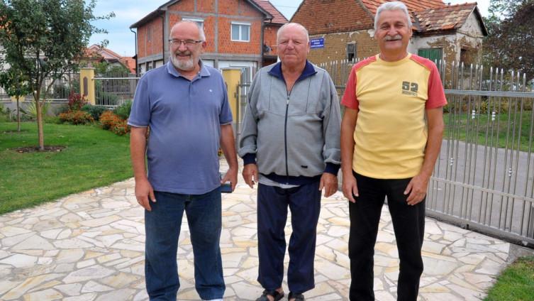 Simić, Bumbić i Todorović: Međusobno poštovanje je najvažnije (Foto: G. Bobić/Avaz.ba)