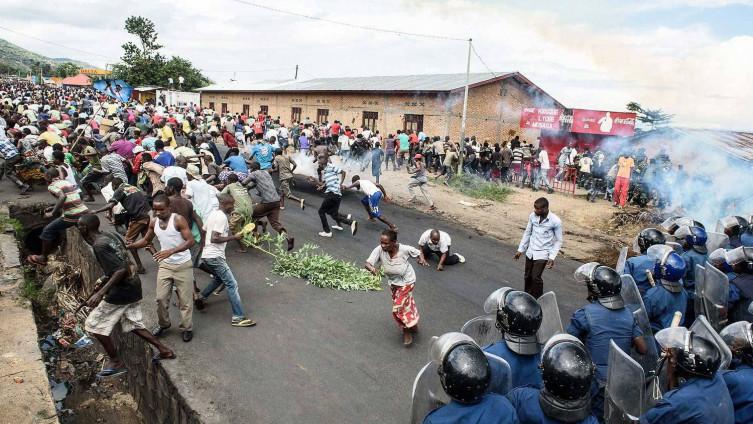 Burno je uvijek u Burundi Foto: Twitter