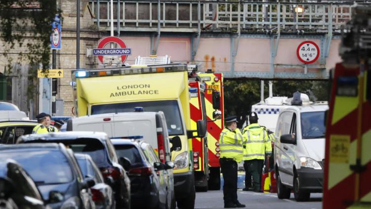 NOVI TERORISTIČKI NAPAD? Eksplozija u metrou u Londonu, 22 osobe povrijeđene