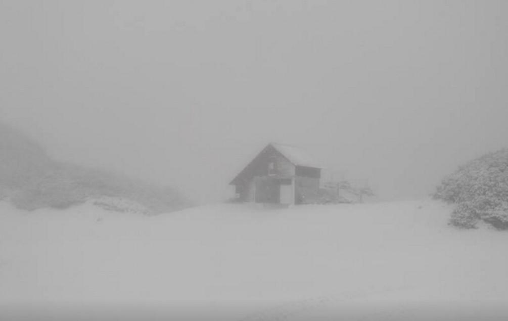 U Sloveniji snijeg, za sutra u BiH upaljen žuti meteoalarm