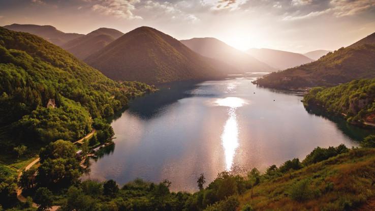 Poznato i po predivnim jezerima