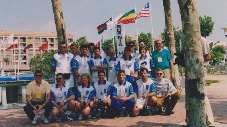 Na Igrama u Barceloni 1992. BiH je prvi put samostalno sudjelovala