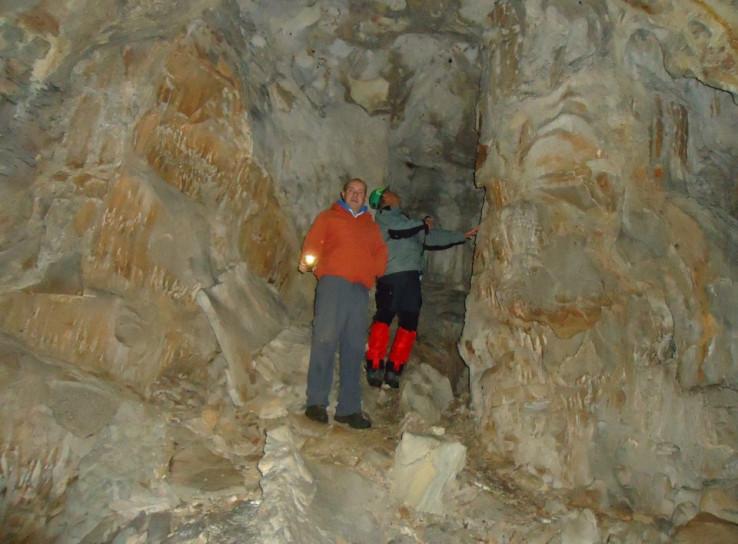 Obilazak jedne od pećina