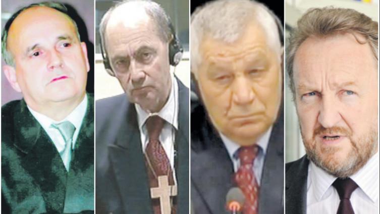 Muslimović i Tolimir bili dvojica najperspektivnijih obavještajaca u Vasiljevićevoj službi | Izetbegović:  KOS u kabiinetu