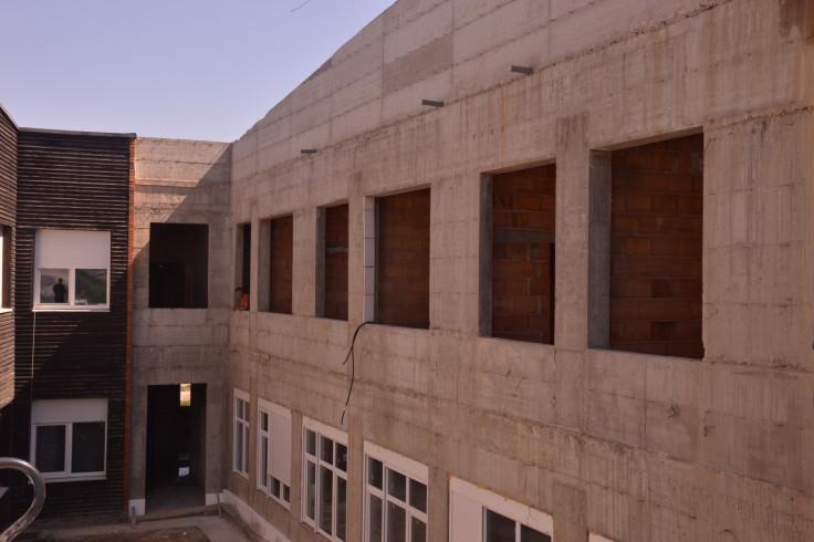 Rekonstrukcija terase i stropa u Novoj Biloj