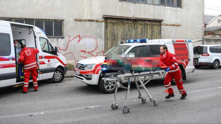 Hitna pomoć prevezla povrijeđenu ženu u bolnicu