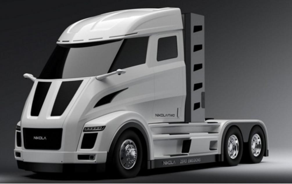 Prvi u svijetu: Električni pogon za kamion sa prikolicom