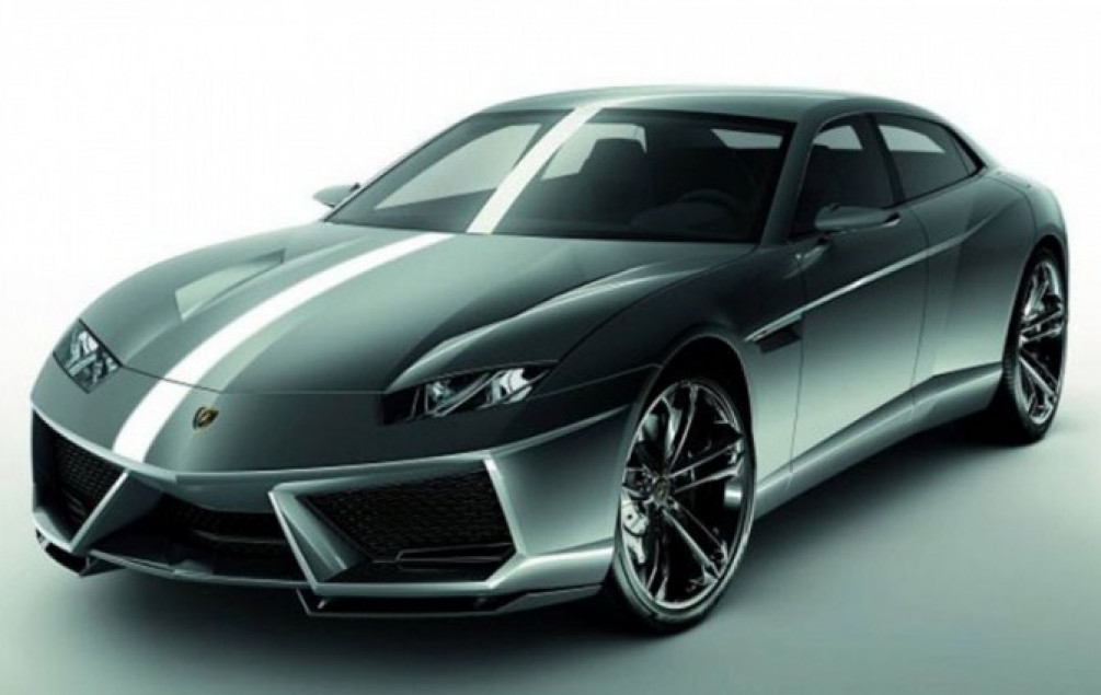 Lamborghini priprema sedan sa pet vrata?