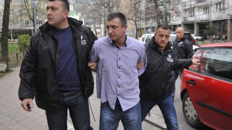 Privođenje inspektora Tabakovića