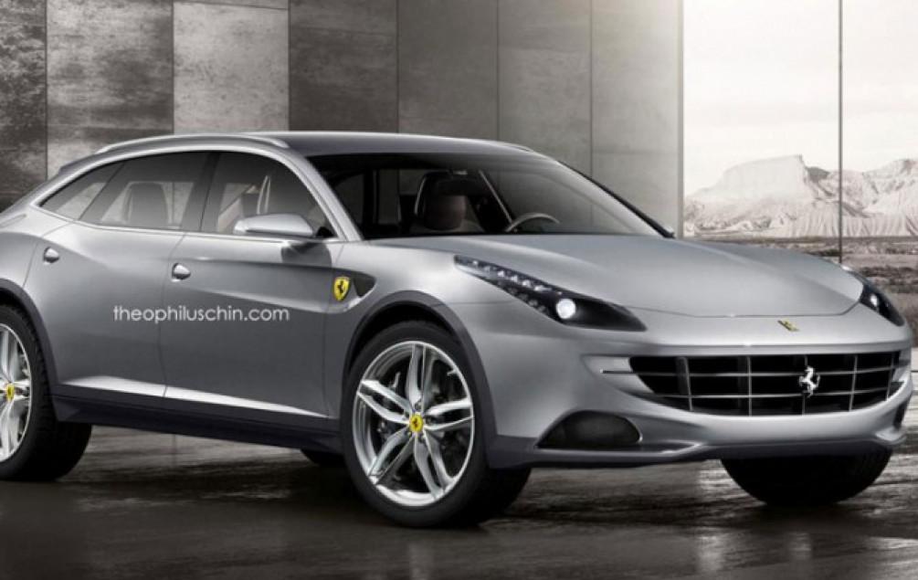 Ferrari najavio proizvodnju prvog crossovera