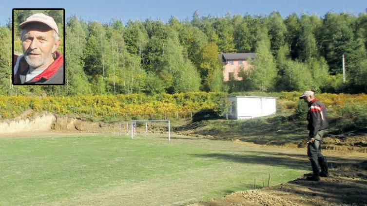Jezero isušeno, a na njegovom mjestu napravljen stadion | Simić: Dolazili na konjima